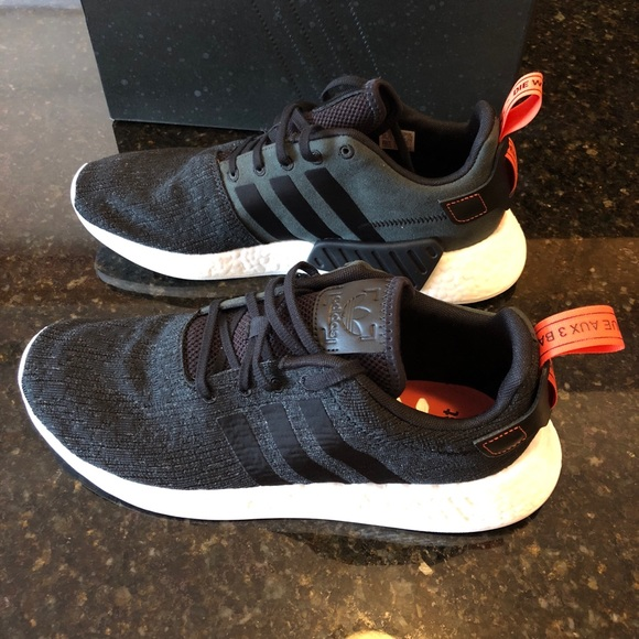a8c617d9b adidas Other - Adidas Men s Boost NMD R2 Core Black size 11